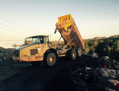 Volvo A35D 2005-modell